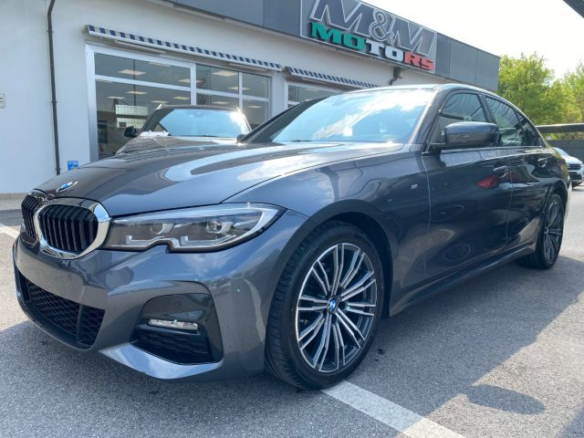 BMW 320 d 190cv AUTO Msport - TETTO - HEAD UP - FULL! Immagine 0