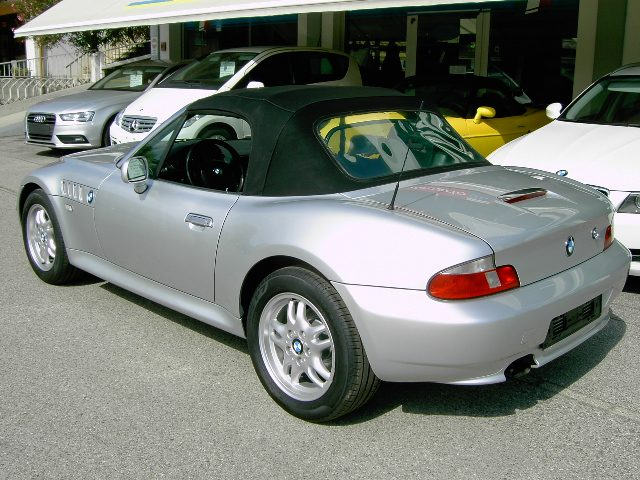 BMW Z3 1.9 16V cat Roadster  ASI/CRS Immagine 3
