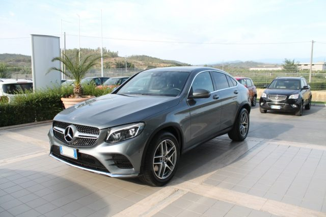 MERCEDES-BENZ GLC 220 Antracite metallizzato