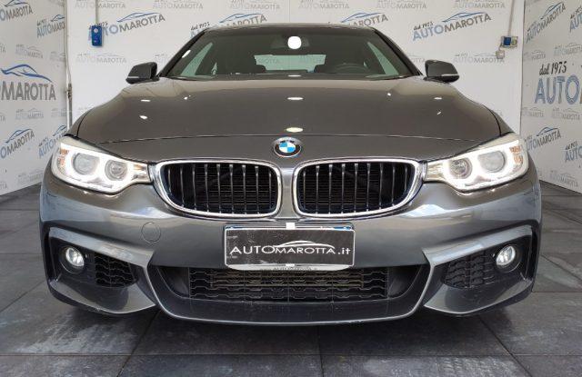 BMW 420 d Coupé Msport NAVI PROFESSIONAL 1 PROPRIETARIO Immagine 2