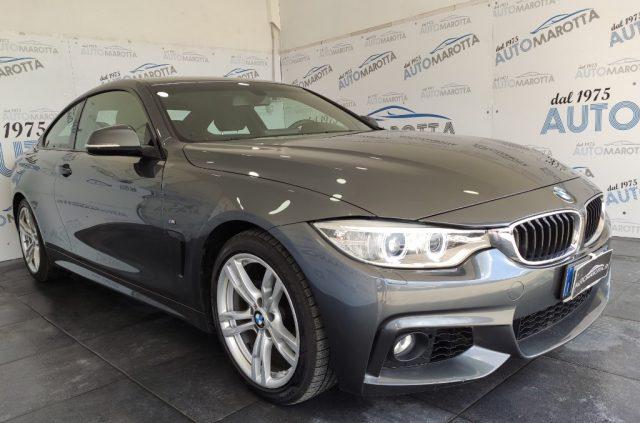 BMW 420 d Coupé Msport NAVI PROFESSIONAL 1 PROPRIETARIO Immagine 3