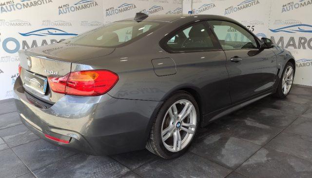 BMW 420 d Coupé Msport NAVI PROFESSIONAL 1 PROPRIETARIO Immagine 4