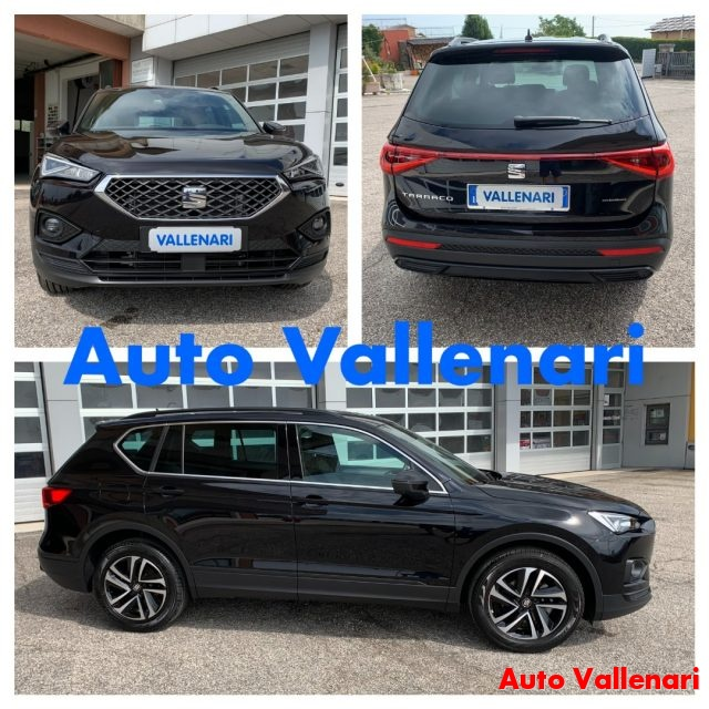 SEAT Tarraco Nero metallizzato