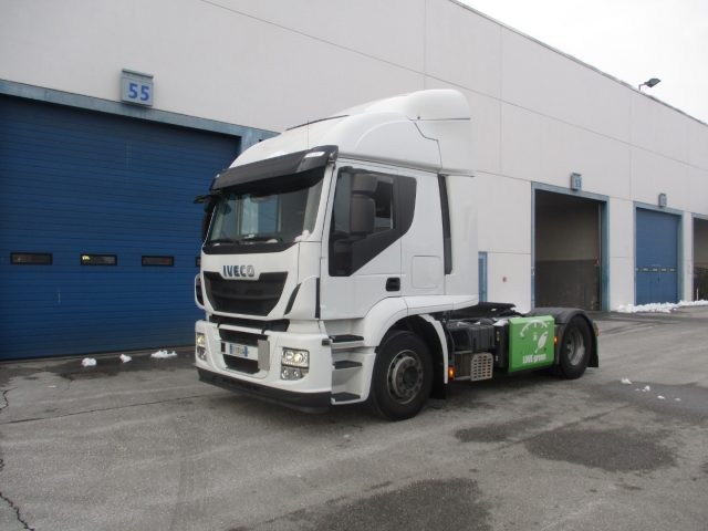 IVECO STRALIS AT440S33TP CNG+LNG  METANO EURO6 Immagine 0