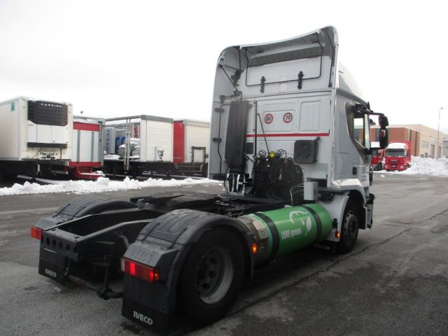 IVECO STRALIS AT440S33TP CNG+LNG  METANO EURO6 Immagine 2