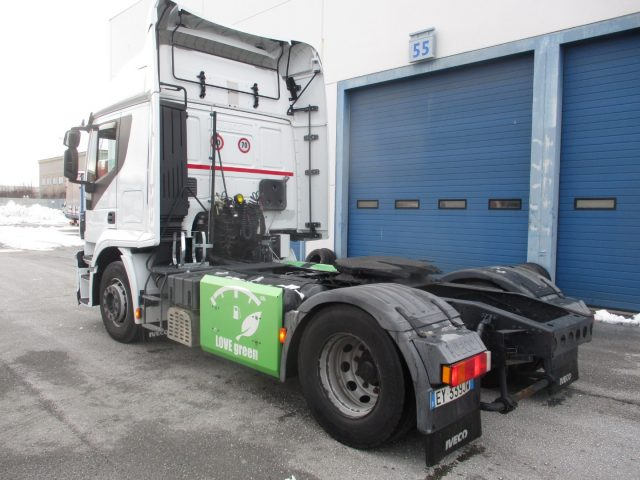IVECO STRALIS AT440S33TP CNG+LNG  METANO EURO6 Immagine 3