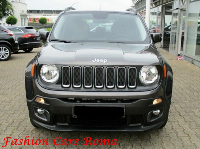 JEEP Renegade Antracite metallizzato