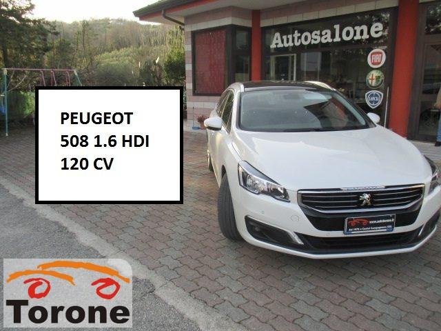 PEUGEOT 508 BlueHDi 120 S&S SW Business 75000 km
