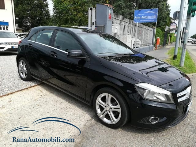 MERCEDES-BENZ A 180 Nero metallizzato