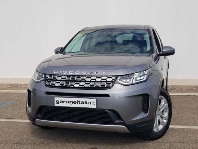 LAND ROVER Discovery Sport Eiger Grey metallizzato