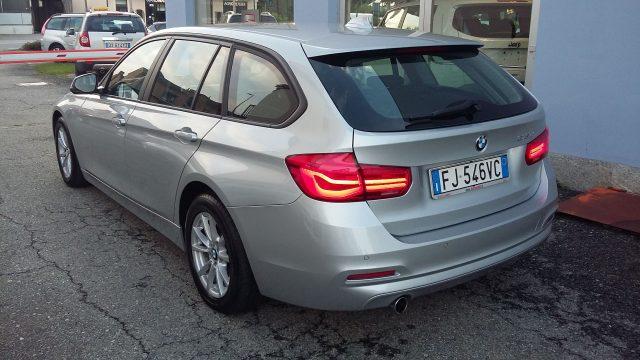 BMW 318 d Touring Business Advantage aut. Immagine 3