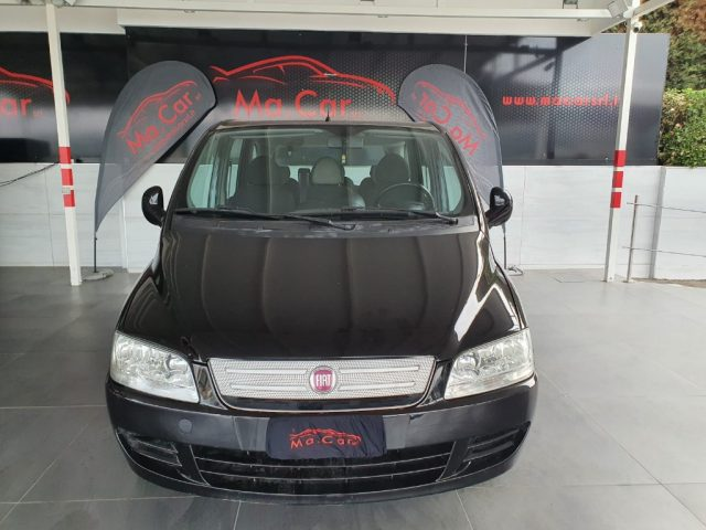 FIAT Multipla 1.9 MJT Emotion
