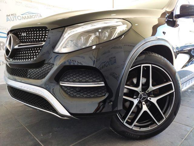 MERCEDES-BENZ GLE 350 d 4Matic Coupé Exclusive Plus 1 PROPRIETARIO Immagine 1