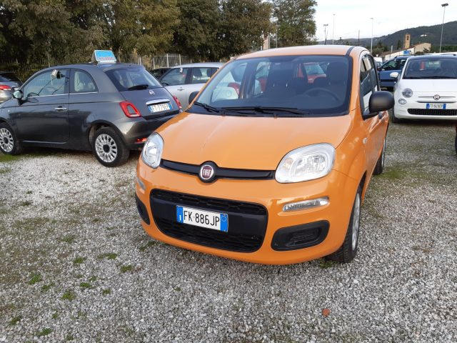 FIAT New Panda Orange pastello