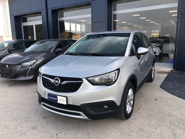 OPEL Crossland X 1.2 Turbo 12V 110 CV Start&Stop Innovation