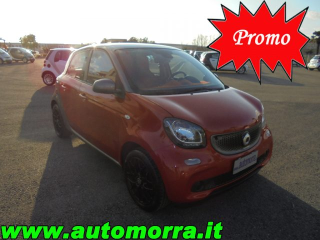 SMART ForFour Orange metallizzato