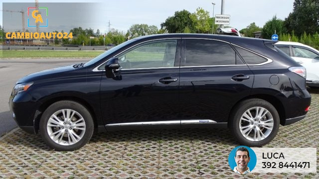 LEXUS RX 450h RX Hybrid Luxury Immagine 3