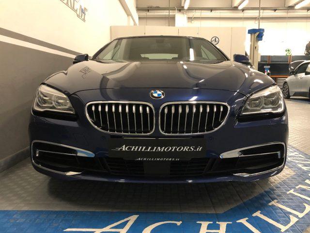 BMW 640 i Cabrio Luxury 1p. full iva inclusa Immagine 4