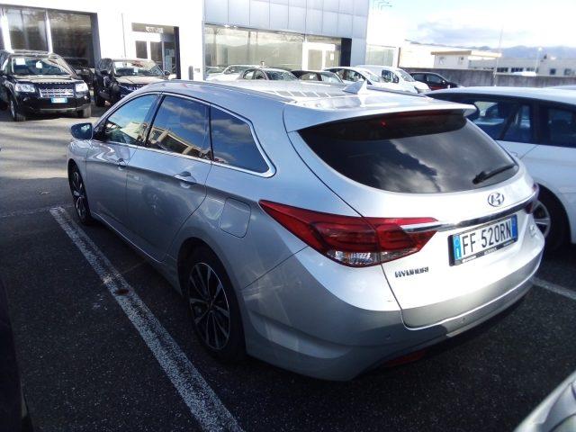 HYUNDAI i40 Wagon 1.7 CRDi 141 CV 7DCT Business Immagine 3