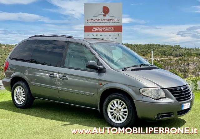 CHRYSLER Voyager 2.8 CRD Limited Auto Immagine 1