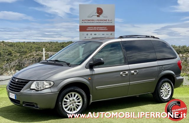 CHRYSLER Voyager 2.8 CRD Limited Auto Immagine 0