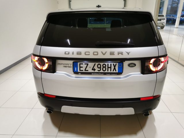 LAND ROVER Discovery Sport 2.2 TD4 HSE Immagine 4
