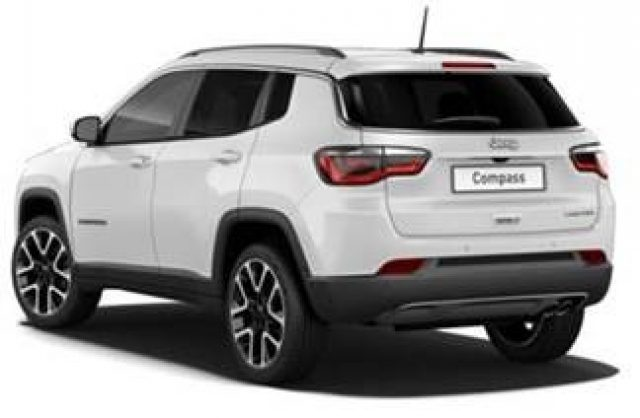 JEEP Compass 1.3 Turbo T4 2WD Limited MY 21 Immagine 1