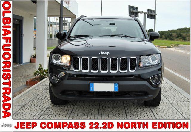 JEEP Compass 2.2 CRD North 2WD Immagine 0