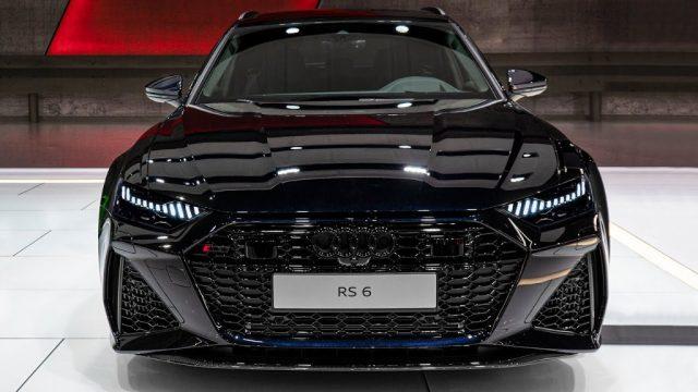 AUDI RS 6 Avant 4.0 TFSI V8 quattro tiptronic Immagine 0
