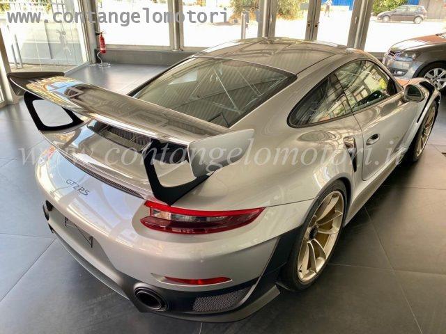 PORSCHE 911 3.8 GT2 RS KM 700 UNICO PROPRIETARIO Immagine 3