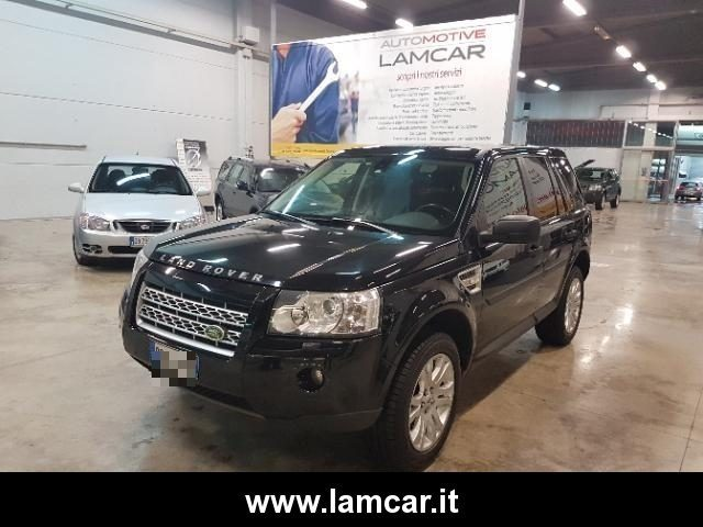 LAND ROVER Freelander Nero metallizzato