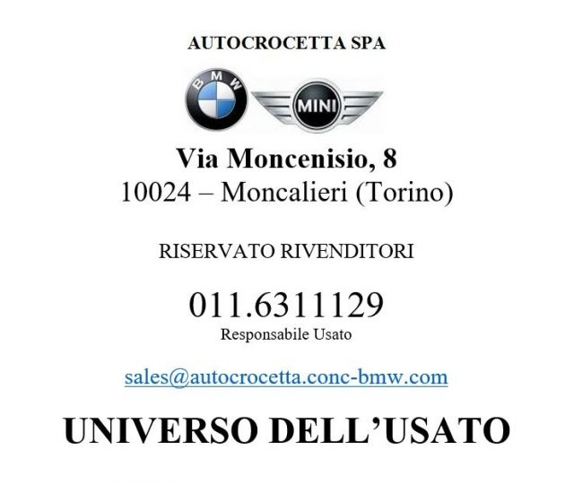 BMW 320 d Touring Immagine 0