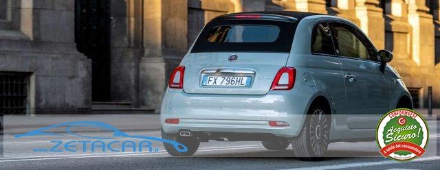 FIAT 500 1.0 Hybrid CULT  * NUOVE * Immagine 4