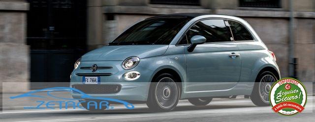 FIAT 500 DOLCEVITA 1.0 Hybrid   * NUOVE * Immagine 4