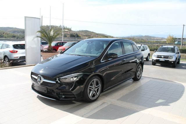 MERCEDES-BENZ B 200 Nero metallizzato