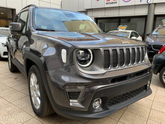 """JEEP Renegade 1.3 T4 150 CV LIMITED AUT+NAVY 8,4""""+PACK Immagine 1"""