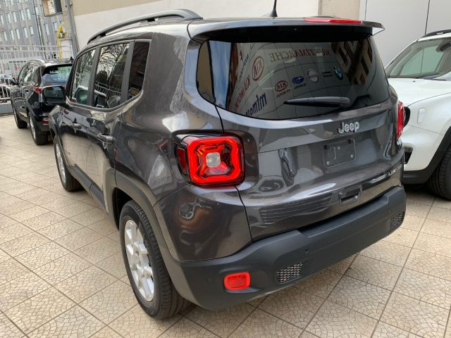 """JEEP Renegade 1.3 T4 150 CV LIMITED AUT+NAVY 8,4""""+PACK Immagine 4"""