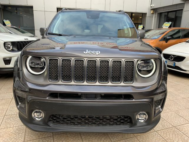 """JEEP Renegade 1.3 T4 150 CV LIMITED AUT+NAVY 8,4""""+PACK Immagine 2"""