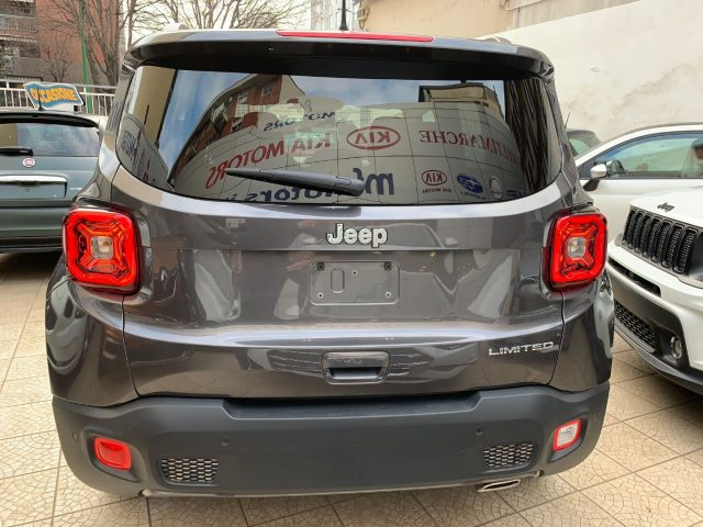 """JEEP Renegade 1.3 T4 150 CV LIMITED AUT+NAVY 8,4""""+PACK Immagine 3"""