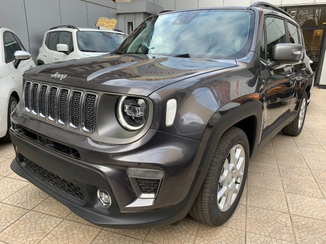 """JEEP Renegade 1.3 T4 150 CV LIMITED AUT+NAVY 8,4""""+PACK Immagine 0"""