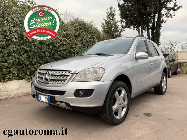 MERCEDES-BENZ ML 320 Argento metallizzato