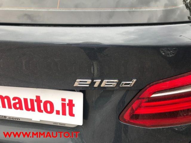 BMW 216 d Active Tourer !!!!! Immagine 1