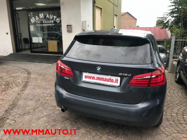 BMW 216 d Active Tourer !!!!! Immagine 0
