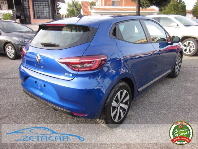 RENAULT Clio Hybrid E-Tech 140 CV 5 porte Zen * NUOVE * Immagine 3