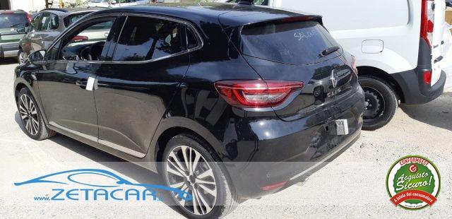 RENAULT Clio Hybrid E-Tech 140 CV INTENS  * NUOVE * Immagine 2