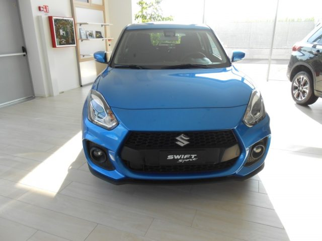 SUZUKI Swift Blu metallizzato