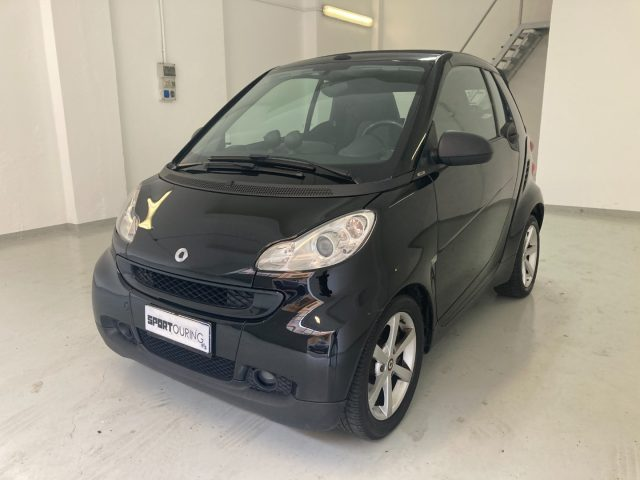 SMART ForTwo Nero metallizzato