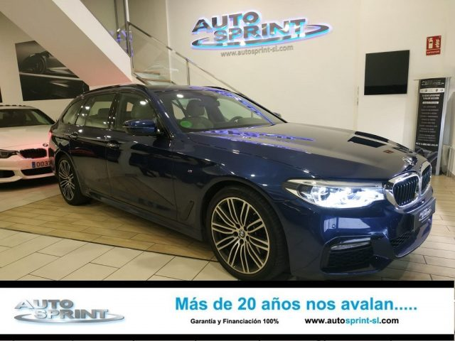 BMW 530 Antracite pastello