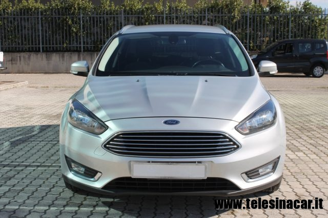 FORD Focus 1.5 TDCi 120 CV Start&Stop SW Business Immagine 1