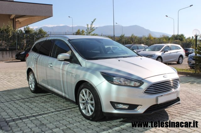 FORD Focus 1.5 TDCi 120 CV Start&Stop SW Business Immagine 2
